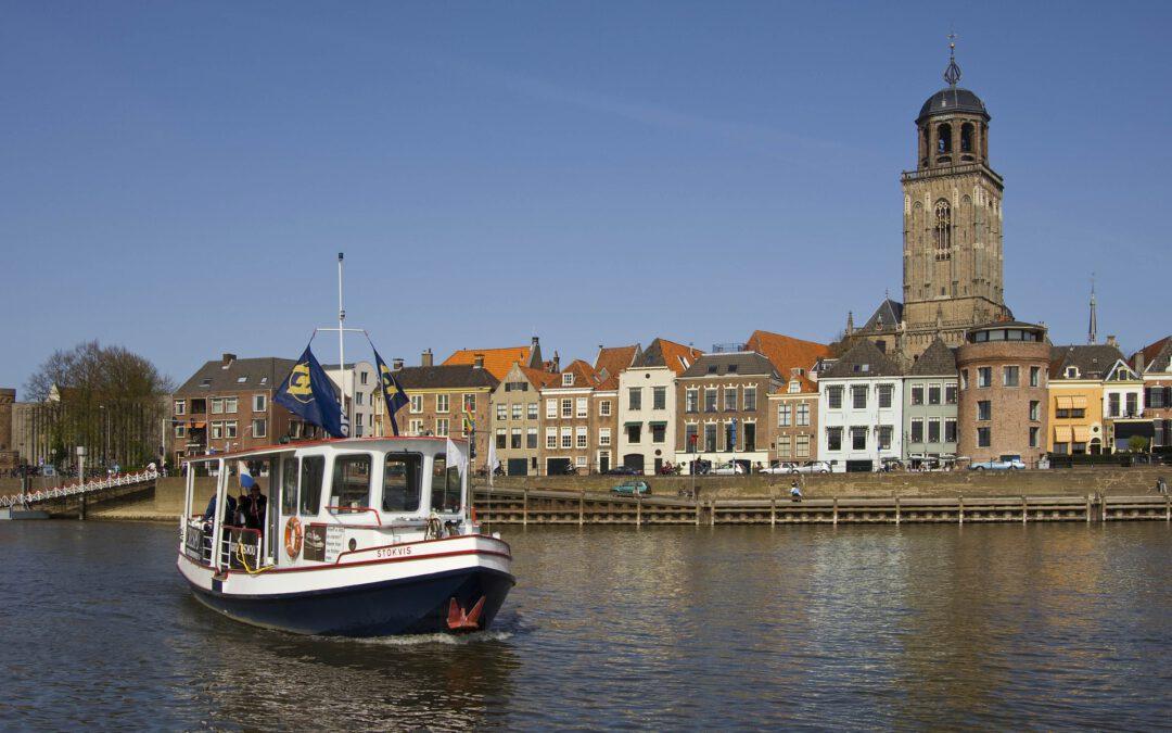 Verliefd op Deventer